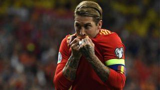 La-RFEF-prepara-un-homenaje-a-Sergio-Ramos-tras-convertirse-en-el-jugador-con-más-partidos-con-la-selección-(AFP)