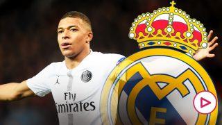 Mbappé va a hacer un guiño al Real Madrid en las próximas fechas.