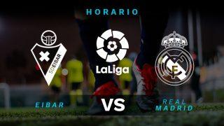 Liga Santander 2019-2020: Eibar – Real Madrid   Horario del partido de fútbol de Liga Santander.