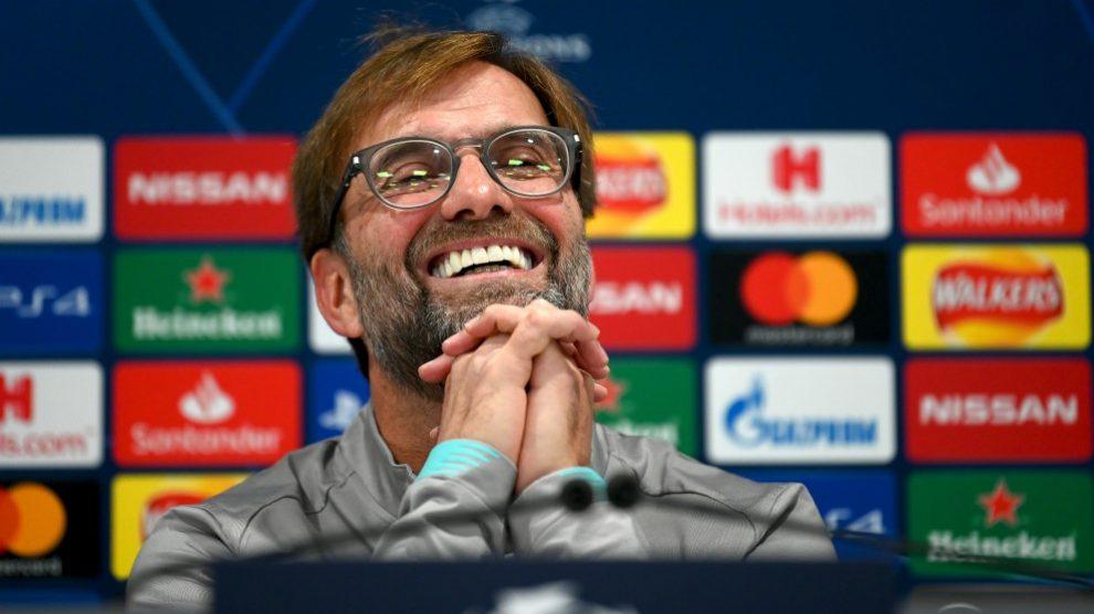 Klopp ve imposible que el Madrid fiche a Mbappé. (AFP)