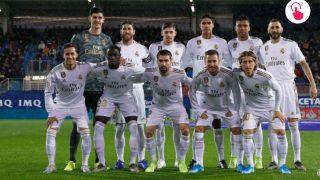 Puntúa a los jugadores del Real Madrid contra el Eibar. (EFE)