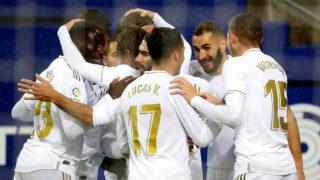 Sigue el Eibar- Real Madrid, la Liga en directo
