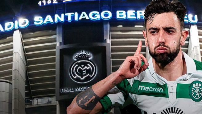 Bruno Fernandes sigue esperando al Real Madrid: «Hubo interés y es el mejor club del mundo»