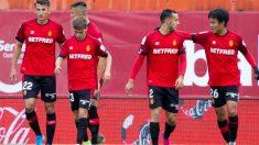 Kubo anotó su primer gol en la Liga Santander. (EFE)