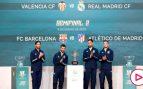 Valencia-Real Madrid y Barcelona-Atlético, emparejamientos de la Supercopa en Arabia Saudí