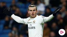 Gareth Bale se va a quedar sin el apoyo de sus compañeros.