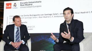 Santiago Solari vuelve al Real Madrid como embajador.