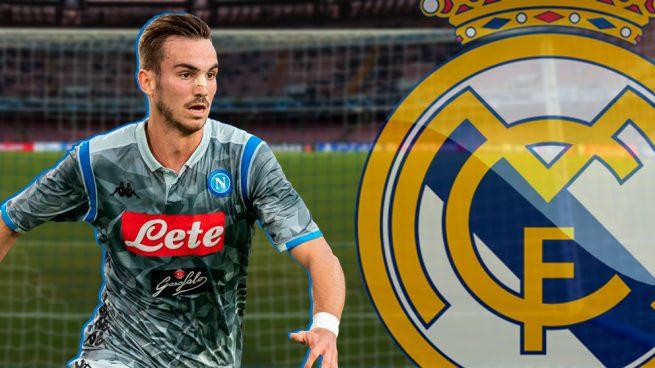 La guerra civil del Nápoles 'empuja' a Fabián al Real Madrid