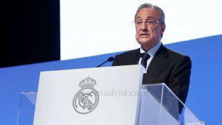 Florentino Pérez. (Realmadrid.com)