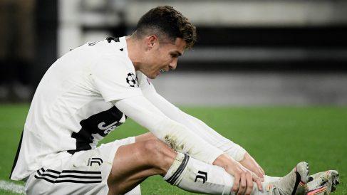 Cristiano Ronaldo aclara que no estaba bien cuando le cambió Sarri.