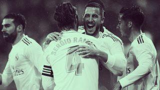 Los jugadores del Real Madrid quieren ser líderes antes del parón.