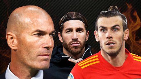 Gareth Bale sigue desafiando al Real Madrid.