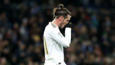 Bale, en el partido contra la Real Sociedad. (Getty)