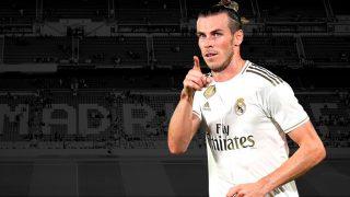 Bale es titular ante Osasuna.