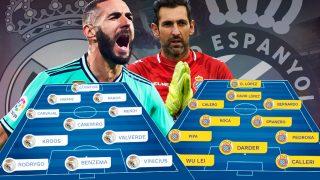 El Espanyol quiere asaltar el Bernabéu.