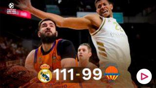 Madrid vs Valencia.