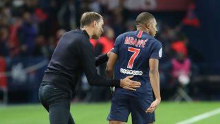La mala relación de Tuchel con Mbappé le acercaría al Real Madrid (Getty).