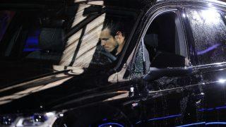 Gareth Bale, en su coche en una imagen de archivo. (Getty)