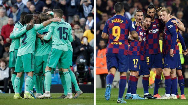 La Liga vuelve a ser cosa de dos