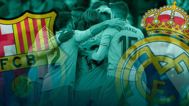 El Real Madrid llega perjudicado al Clásico: más kilómetros y menos descanso