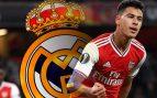 El Arsenal quiere subir el sueldo a Martinelli por miedo al Real Madrid