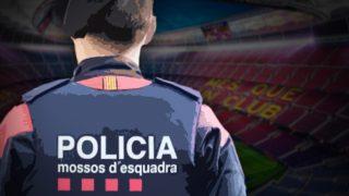 El Camp Nou estará blindado para que no haya invasión de campo.