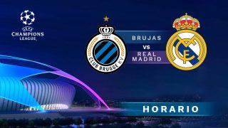 Brujas – Real Madrid: jornada 6 de la fase de grupos de la Champions League.