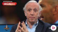 Luka Modric sabe que su protagonismo está decayendo en el Real Madrid.