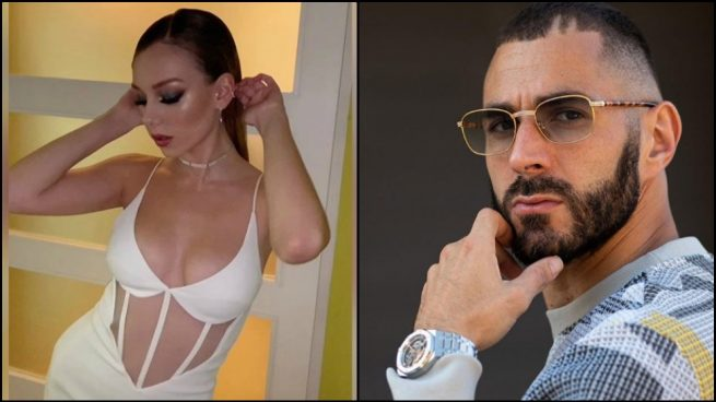 Ester Expósito estalla ante el bulo de su noviazgo con Benzema