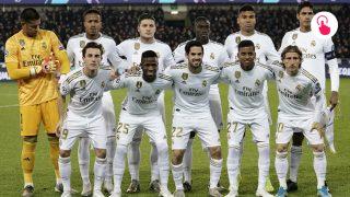 Puntúa a los jugadores del Real Madrid.