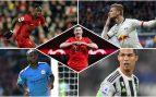 Cuatro cocos y un caramelo esperan al Madrid en octavos: Liverpool, City, Juve, Bayern… o Leipzig