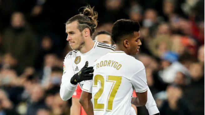 Rodrygo y Bale se juegan un puesto en Mestalla… y en el Camp Nou