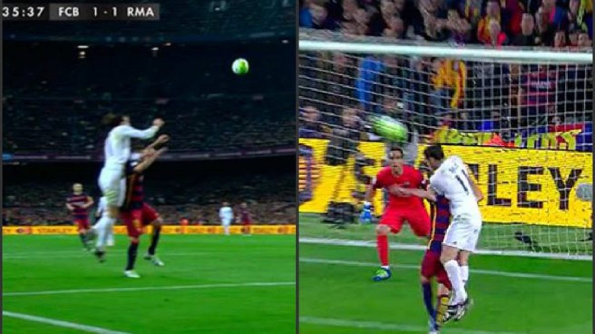 Aquel gol anulado a Bale.
