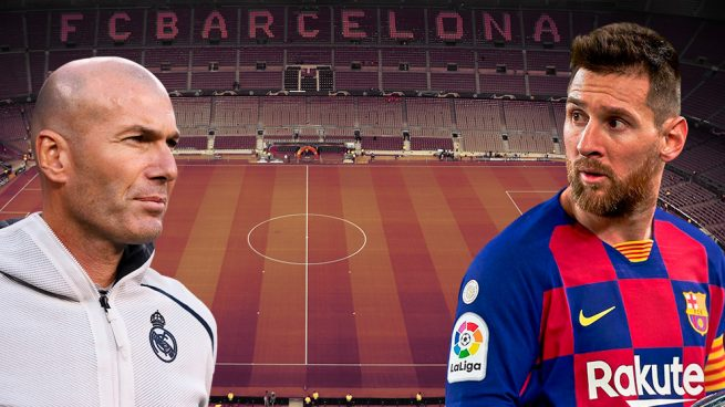Zidane prepara una 'jaula' para Messi