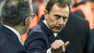 Emilio Butragueño, en una imagen de archivo. (AFP)