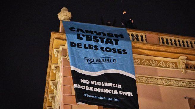 La última amenaza de 'Tsunami' antes del Clásico: «Esta noche tenemos un mensaje para vosotros»