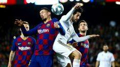 Barcelona – Real Madrid: El Clásico de Liga Santander, en directo