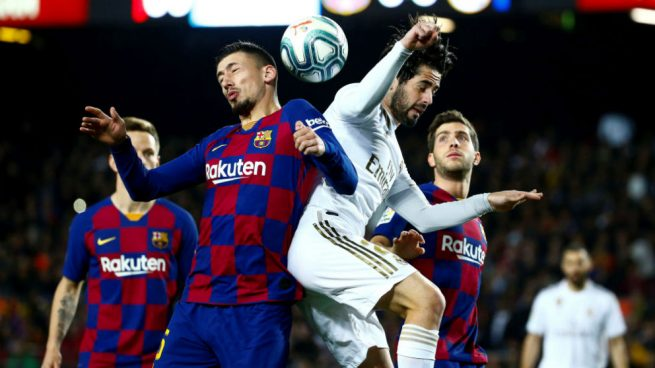 Barcelona Vs Real Madrid Resultado Resumen Y Goles De Clásico En Directo 0 0 Liga Santander Hoy