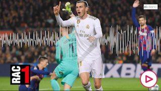 RAC1 lo pasó francamente mal con el gol de Bale.