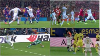 Los cuatro errores que han costado siete puntos al Real Madrid.