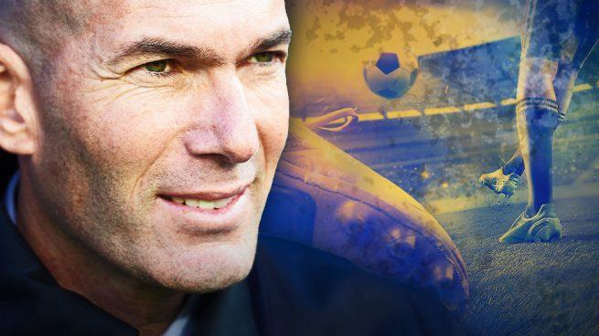 Zidane Camp Nou