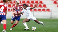 El Atlético Femenino se impuso en el derbi ante el Tacón. (Foto: Tacón)