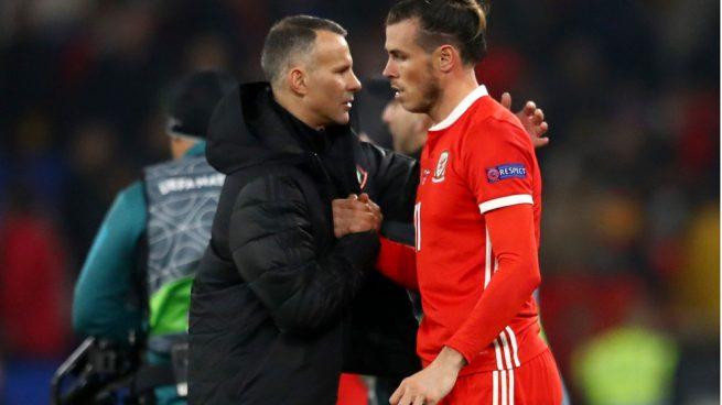 Giggs, sobre las críticas a Bale: «Si no escuchas el ruido, no te afecta»