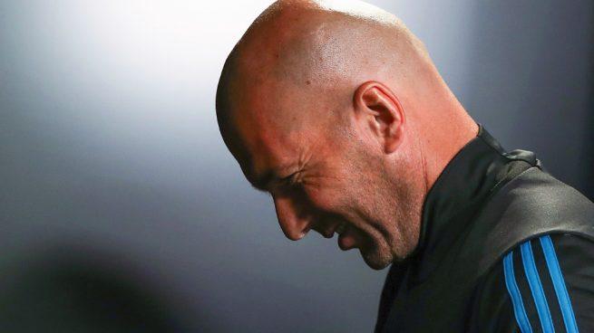 Zidane no tendrá regalo de Reyes