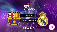 Barcelona – Real Madrid: Liga Endesa