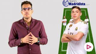 Zidane apostará por Jovic ante el Valencia.