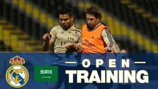Real Madrid – Valencia: Horario y dónde ver el partido de la Supercopa de España en directo