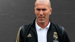 Zidane resucita al Madrid.