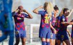 El Barça golea al Tacón con un póker de Oshoala
