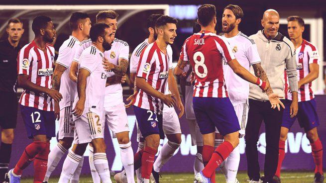 Real Madrid – Atlético: Cuentas pendientes en la Supercopa